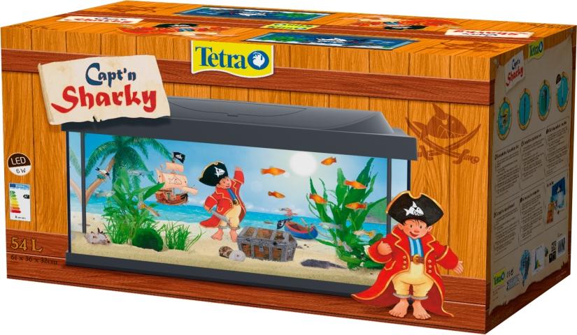 4004218258990 Tetra LED Aquarium Capt'n Sharky 54L CE+RE_v001