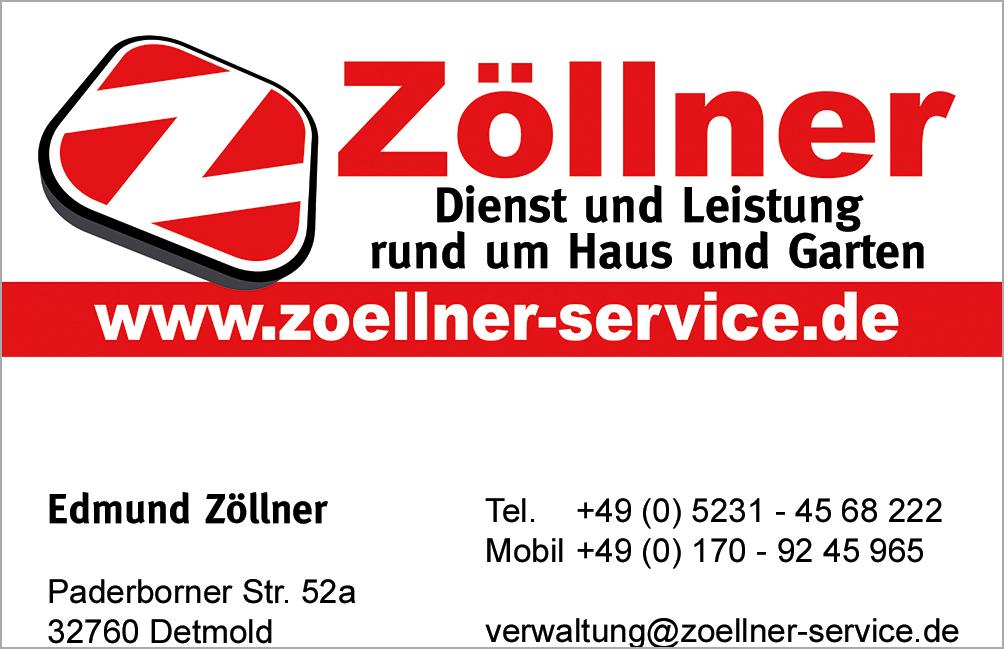 Zöllner - Visitenkarten - Service s1